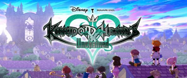Kingdom Hearts: Unchained X - Stroll into the magical and fantasy world of Kingdom Hearts in Kingdom Hearts: Unchained X.