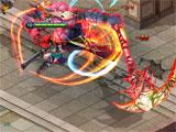 Divine Storm Combat