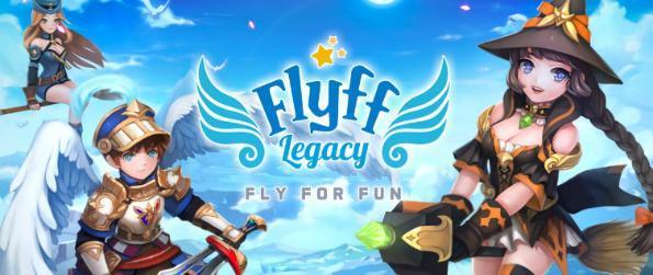 Flyff Legacy - Experience Flyff at your fingertips by playing Flyff Legacy, a game based on the old Flyff MMORPG.