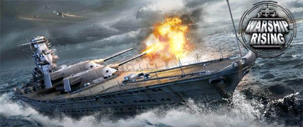 Warship Rising - Commandeer your very own warship and dive into Warship Rising's exhilarating 10-vs-10 arena-based battles!
