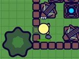 Zombs.io building a base