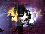 Project: Gorgon annihilating foes