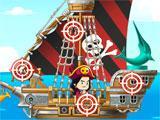 Rich Pirates attacking a ship