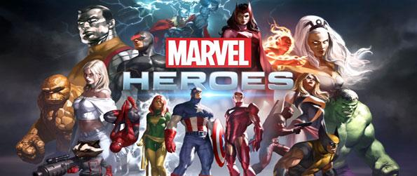 Marvel Heroes - Play your favorite Marvel Superhero in this superb game!