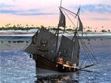 Wind of Luck Sinking Ship