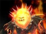 Fire Creature in Mabinogi