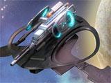 Planet Defense Turret in AD 2460