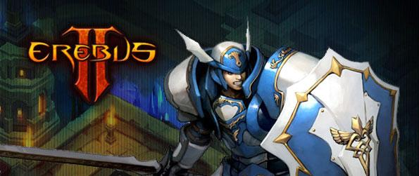 Erebus 2 - Slay Monster & Save People in a World Swallowed by Evil, Hack your Way to Vast Treasures