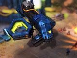 Heavy Metal Machines Combat