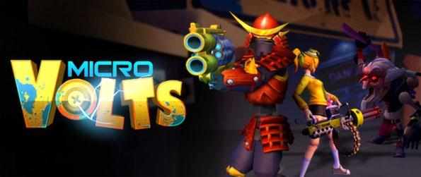 MicroVolts Surge - Engage in fast-paced and intense matches against live players from around the world.