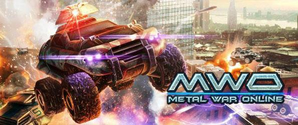 Metal War Online - Engage over futuristic battles and dominate the battlefield to return victorious and earn the ranks in this wonderful MMO setting.
