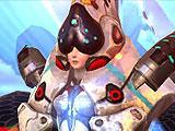 Scarlet Blade Character Full Battle Gear
