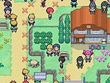 Monster MMORPG Inside the Town