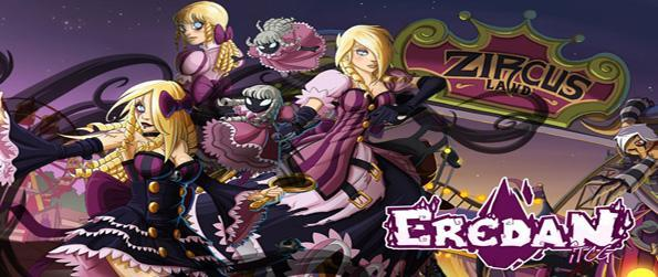 Eredan - Craft your own decks and heroes as you take on the world.