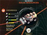 Technology tree in Mars Tomorrow