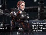 Deep Space Fleet Space Station