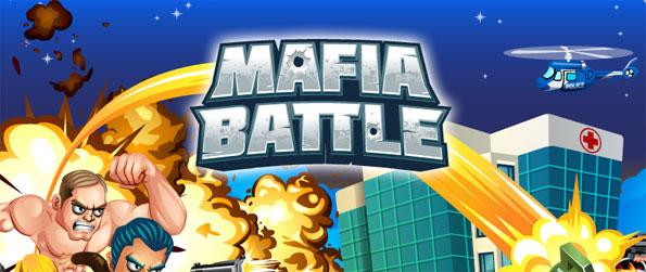 MafiaBattle - Acquire troops, cook meth and perform crimes to level your reputation up.