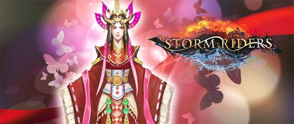 Storm Riders - Play this epic MMORPG and become one of the most fearsome fighters in all the land.