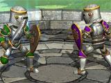 Sword vs Sword preparing for battle