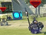 Cosmic League epic battle