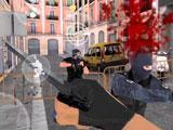 Hand to hand combat at Critical Ops