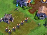 DomiNations building a kingdom