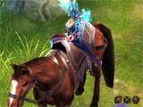 Eternal Chaos: Horse mount