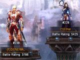 Chrono Arena in Eternal Chaos