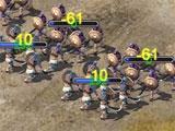 Clash of Three Kingdoms: Battle