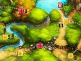Map in Sword Quest