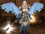 Dragon wings in Nidia