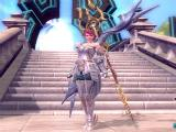 Well-made character in Weapons of Mythology - New Age