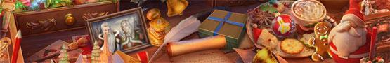 Jeux d'Objets Cachés ! - 4 Hidden Object Games for Christmas