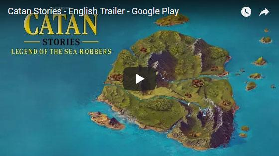 Catan Stories: The Legend of the Sea Robbers Now Available on iOS and Android