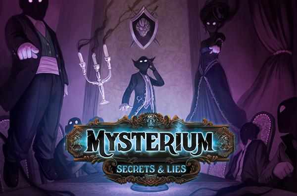 New Motive Cards Introduced in Mysterium: Secrets & Lies Expansion