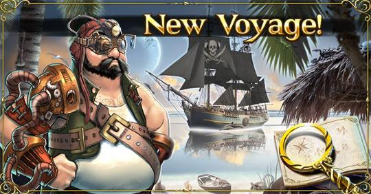 New Voyage Available to Play in Voyage to Fantasy