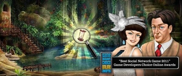 Gardens of Time - Joga um fantástico jogo de objetos escondidos.