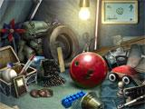Midnight Calling: Wise Dragon hidden object scene