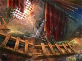 Lost Lands: Ice Spell hidden object scene