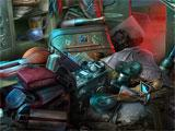 Rite of Passage: The Sword and the Fury hidden object scene