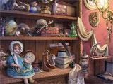 Spirit of Revenge: Unrecognized Master hidden object scene