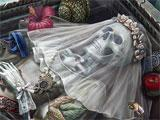 Grim Facade: A Deadly Dowry hidden object scene