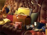 Hidden Objects Investigation Enigma: Silhouette mode
