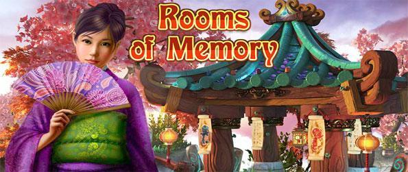 Rooms of Memory - Explora a mansão da família e descobre fascinantes segredos neste fantástico jogo.