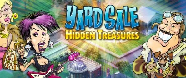 Yard Sale: Hidden Treasures: Lucky Junction - Meet The Neighbors And Search For Hidden Treasures