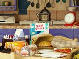 Kitchen in Dr Wise - Medical Mysteries
