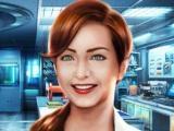 Visit the lab in Criminal Case