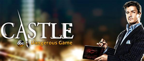 Castle: Dangerous Game - Desfruta de um fantástico jogo de objetos escondidos baseado numa série de televisão de sucesso.