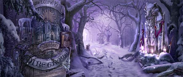 Mystery Case Files: Dire Grove, Sacred Grove - Return to Dire Grove and solve a brand new mystery in the stunning Mystery Case Files series.