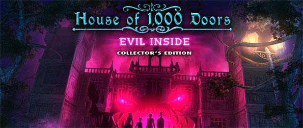 House of 1000 Doors: Evil Inside - The world is threatened by an evil lurking in a meteor, as it takes over the world you need to stop it.